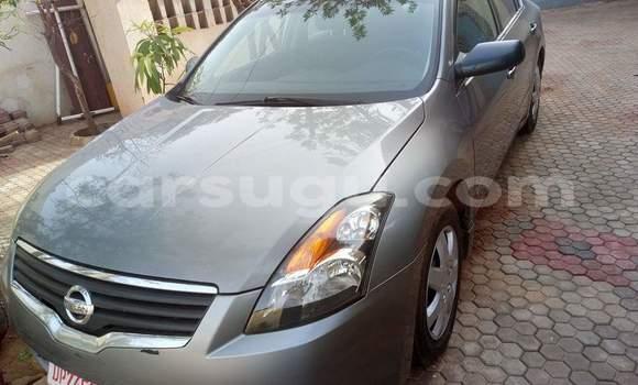 Acheter Occasion Voiture Nissan Altima Gris à Ouagadougou au Burkina-Faso