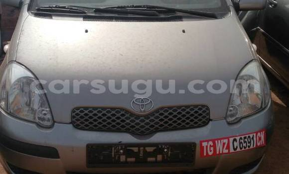 Acheter Occasion Voiture Toyota Yaris Gris à Ouagadougou, Burkina-Faso
