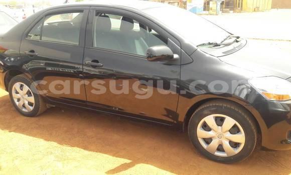 Acheter Occasion Voiture Toyota Yaris Noir à Ouagadougou, Burkina-Faso