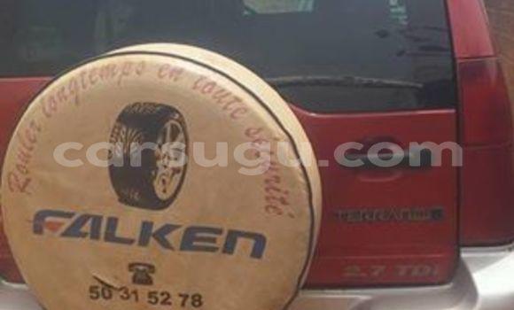 Acheter Occasion Voiture Nissan Terrano Rouge à Ouagadougou au Burkina-Faso