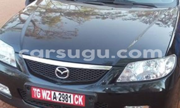 Acheter Occasions Voiture Mazda 323 Vert à Ouagadougou au Burkina-Faso
