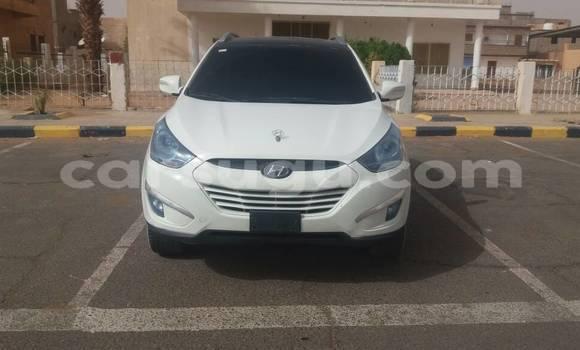 Acheter Occasion Voiture Hyundai ix35 Blanc à Ouagadougou au Burkina-Faso