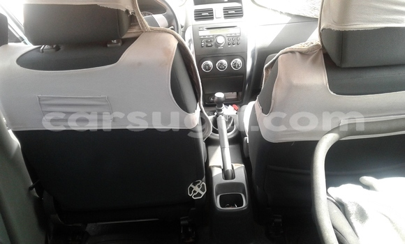 Acheter Occasion Voiture Suzuki SX4 Gris à Ouagadougou au Burkina-Faso