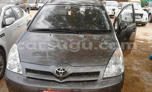 Acheter Occasion Voiture Toyota Verso Gris à Ouagadougou, Burkina-Faso