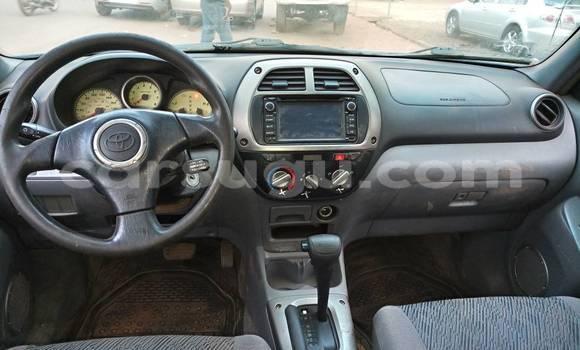 Acheter Occasion Voiture Toyota RAV4 Bleu à Bobo Dioulasso au Burkina-Faso