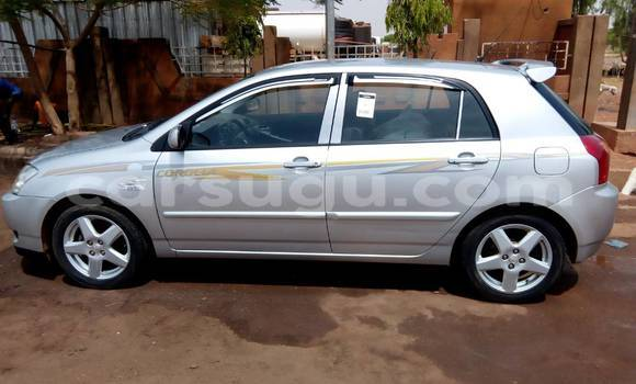 Acheter Occasion Voiture Toyota Corolla Gris à Bobo Dioulasso, Burkina-Faso