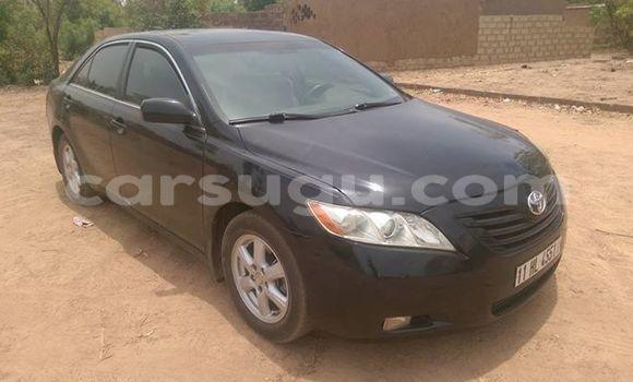 Acheter Occasion Voiture Toyota Camry Noir à Ouagadougou au Burkina-Faso
