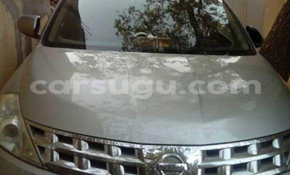 Acheter Occasion Voiture Nissan Murano Gris à Ouagadougou, Burkina-Faso