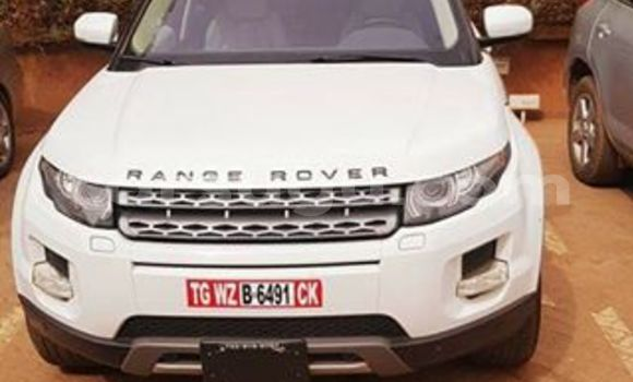 Acheter Occasion Voiture Land Rover Range Rover Evoque Blanc à Ouagadougou, Burkina-Faso
