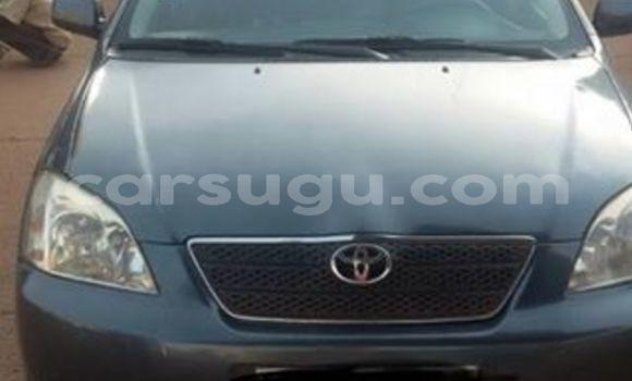 Acheter Occasion Voiture Toyota Corolla Autre à Ouagadougou, Burkina-Faso