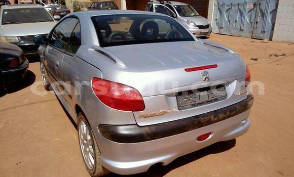 Acheter Occasion Voiture Peugeot 206 Gris à Ouagadougou, Burkina-Faso