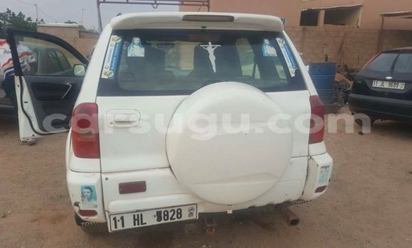 Acheter Occasions Voiture Toyota RAV4 Blanc à Ouagadougou au Burkina-Faso