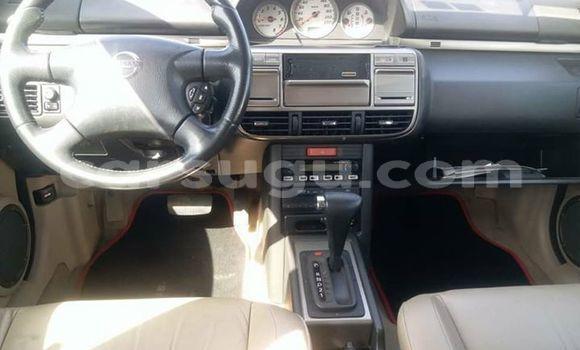 Acheter Occasions Voiture Nissan X-Trail Noir à Ouagadougou au Burkina-Faso
