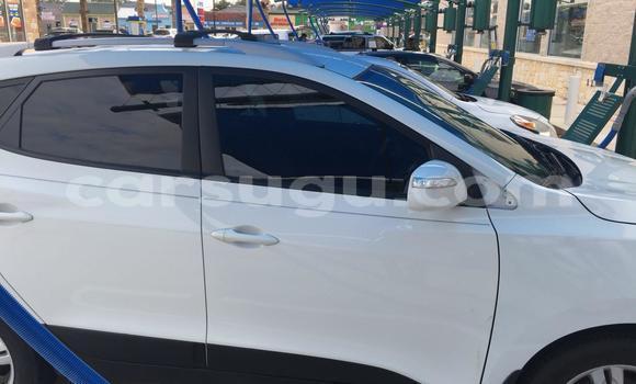 Acheter Occasion Voiture Hyundai Tucson Blanc à Ouagadougou au Burkina-Faso
