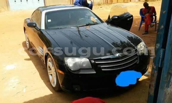 Acheter Occasions Voiture Chrysler Crossfire Noir à Ouagadougou au Burkina-Faso