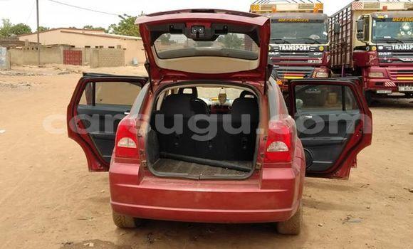 Acheter Occasions Voiture Dodge Caliber Rouge à Ouagadougou au Burkina-Faso