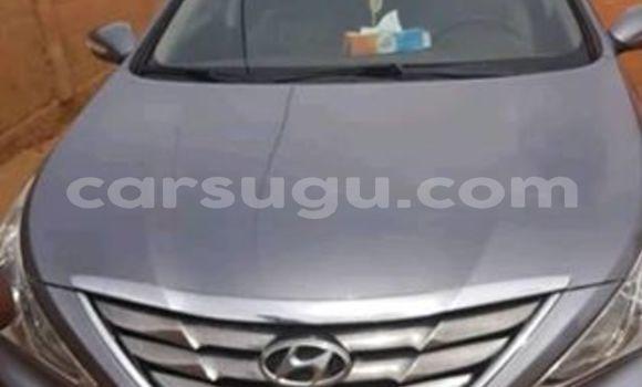 Acheter Occasions Voiture Hyundai Sonata Gris à Ouagadougou au Burkina-Faso