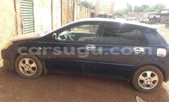 Acheter Occasions Voiture Toyota Corolla Bleu à Ouagadougou au Burkina-Faso