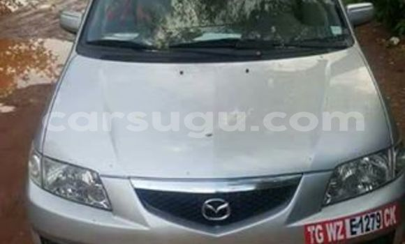 Acheter Occasions Voiture Mazda Premacy Gris à Ouagadougou au Burkina-Faso