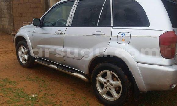 Acheter Occasions Voiture Toyota RAV4 Gris à Ouagadougou au Burkina-Faso
