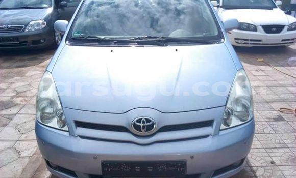 Acheter Occasions Voiture Toyota Verso Gris à Ouagadougou au Burkina-Faso