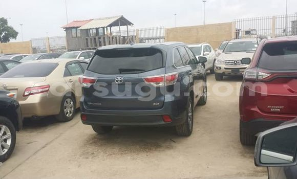 Acheter Occasions Voiture Toyota Highlander Autre à Ouagadougou au Burkina-Faso
