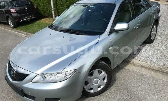 Acheter Occasions Voiture Mazda 6 Gris à Ouagadougou au Burkina-Faso