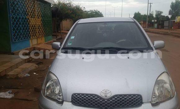 Acheter Occasions Voiture Toyota Yaris Gris à au