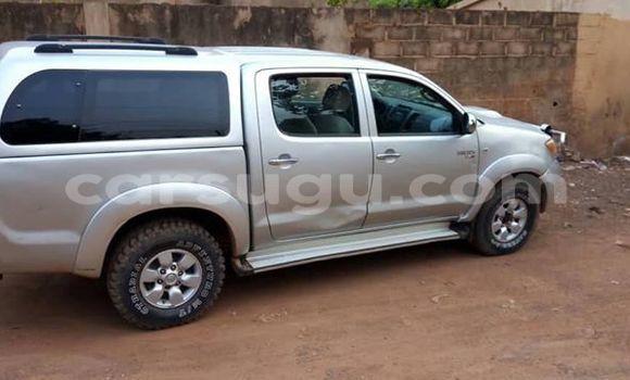 Acheter Occasions Voiture Toyota Hilux Gris à Ouagadougou au Burkina-Faso