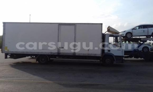 Acheter Occasions Utilitaire Iveco Cargo Blanc à Ouagadougou au Burkina-Faso