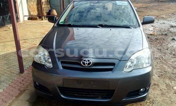 Acheter Occasions Voiture Toyota Corolla Autre à Ouagadougou au Burkina-Faso