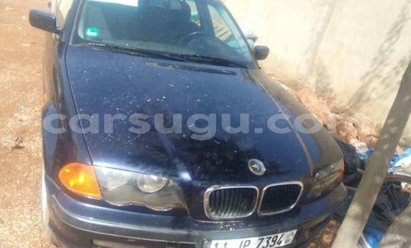 Acheter Occasions Voiture BMW 3–Series Noir à Ouagadougou au Burkina-Faso