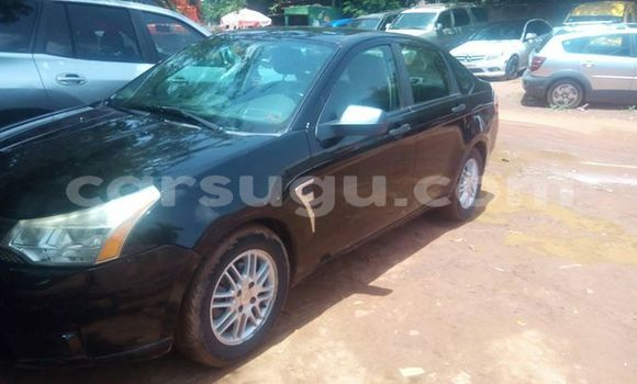 Acheter Occasions Voiture Ford Focus Noir à Ouagadougou au Burkina-Faso
