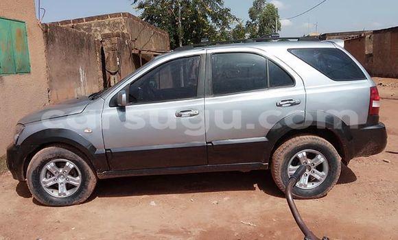 Acheter Occasions Voiture Kia Sorento Gris à Ouagadougou au Burkina-Faso