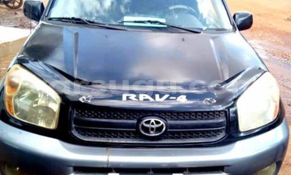 Acheter Occasions Voiture Toyota RAV4 Noir à Ouagadougou au Burkina-Faso