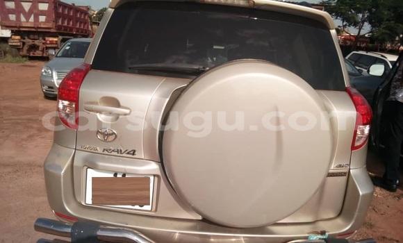 Acheter Occasion Voiture Toyota RAV4 Marron à Ouagadougou, Burkina-Faso
