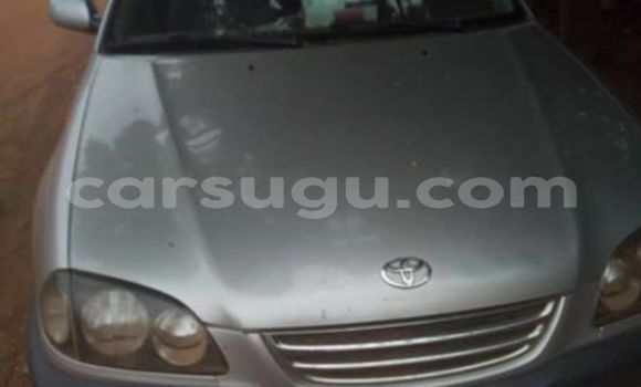 Buy Used Toyota Avensis Silver Car in Ouagadougou in Burkina Faso