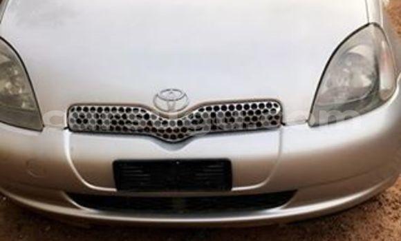 Buy Used Toyota Yaris Silver Car in Ouagadougou in Burkina Faso