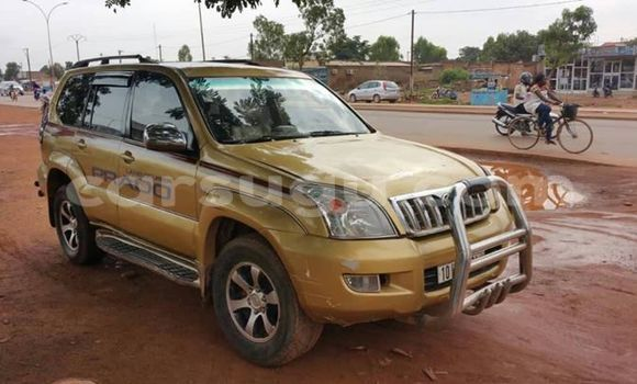 Acheter Occasion Voiture Toyota Land Cruiser Prado Autre à Ouagadougou, Burkina-Faso