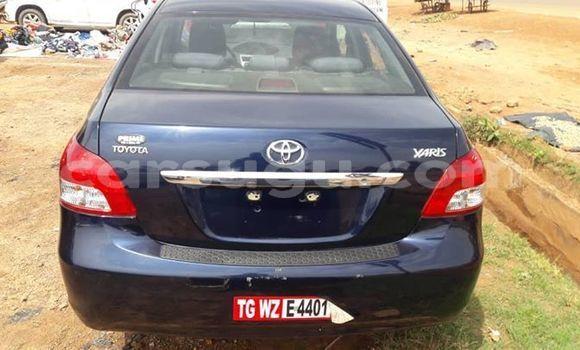 Buy Used Toyota Yaris Other Car in Ouagadougou in Burkina Faso