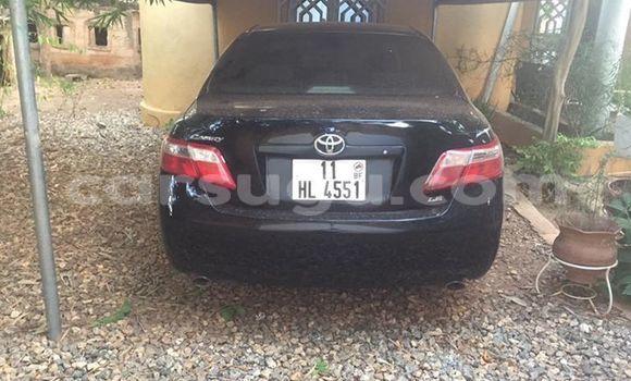 Buy Used Toyota Camry Black Car in Ouagadougou in Burkina Faso