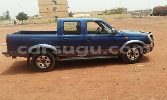 Buy Used Nissan Navara Blue Car in Ouagadougou in Burkina Faso