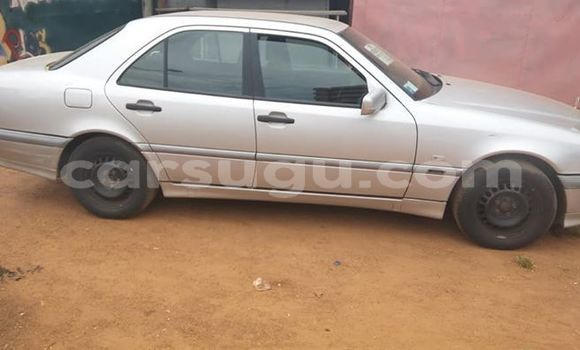 Buy Used Mercedes‒Benz C–Class Silver Car in Ouagadougou in Burkina Faso