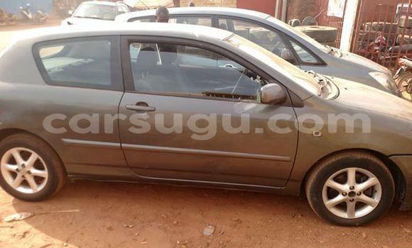Acheter Importé Voiture Toyota Corolla Autre à Ouagadougou, Burkina-Faso