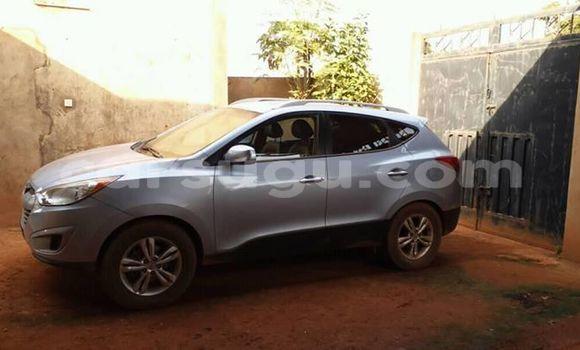 Acheter Importé Voiture Hyundai Tucson Gris à Ouagadougou, Burkina-Faso