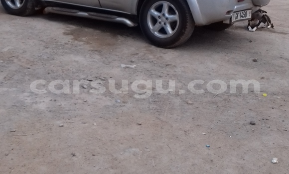 Acheter Occasion Voiture Toyota RAV 4 Gris à Ouagadougou, Burkina-Faso