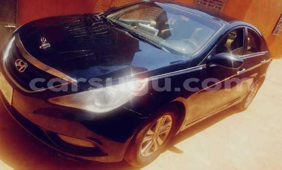 Acheter Importé Voiture Hyundai Sonata Noir à Ouagadougou, Burkina-Faso