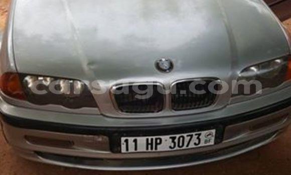 Acheter Occasion Voiture BMW 3–Series Beige à Ouagadougou, Burkina-Faso