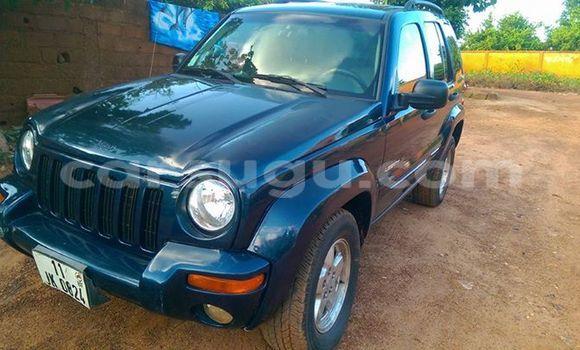 Acheter Occasion Voiture Jeep Liberty Noir à Ouagadougou au Burkina-Faso